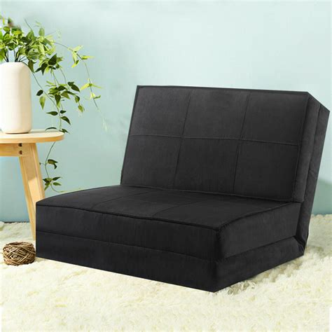 fold out futon fold chair flip out lounger convertible sleeper bed