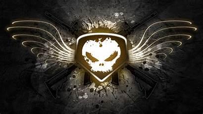 Skull Gun Gamers Ba Wallpapers Backgrounds Desktop