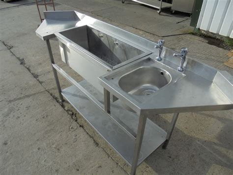 bar sinks for sale secondhand catering equipment sinks and dishwashers
