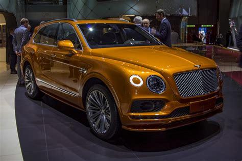 Bentley Bentayga Picture by 2020 Bentley Bentayga Speed Pictures Photos Wallpapers