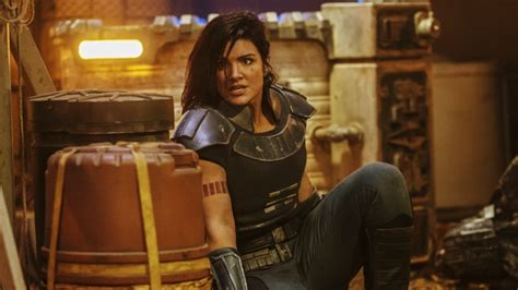 Gina Carano: 'The Mandalorian' Fans Petition to Fire Star ...