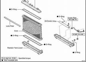 How To Fix Corolla Radiator 2007
