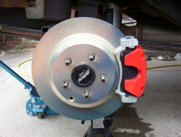 How Much Are New Brake Calipers by 13 Quot Territory Rear Brakes