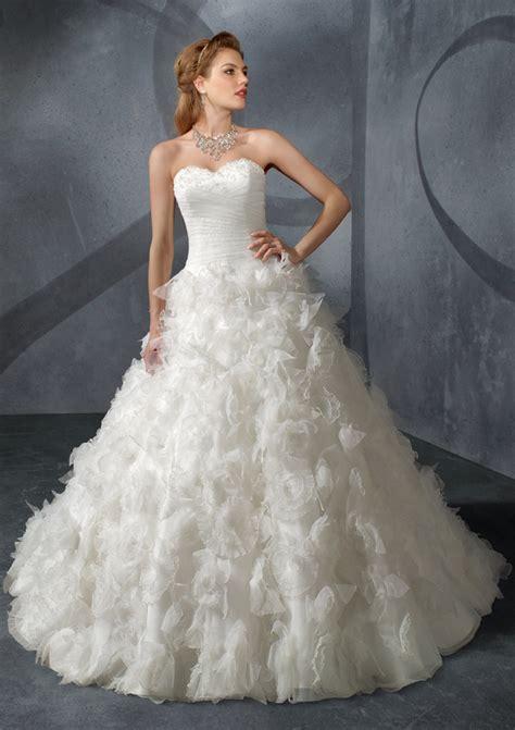 beautiful wedding dresses white wedding gown wedding dress - Wedding Dresses For Brides