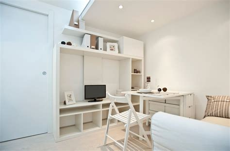 10 idee per vivere in piccoli spazi Mansardait