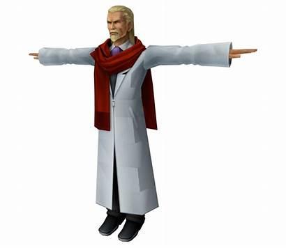 Ansem Wise Resource Models Kingdom Hearts Zip