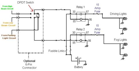 buell motorcycle forum wiring diagram for spot lights