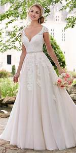 A complete guide to wedding dress styles univeartcom for Wedding dress cuts
