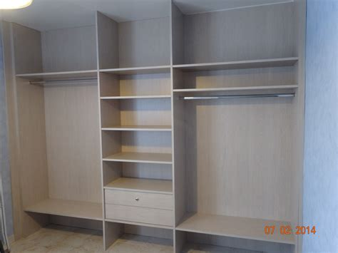 placard pour chambre installation pose dressing concept