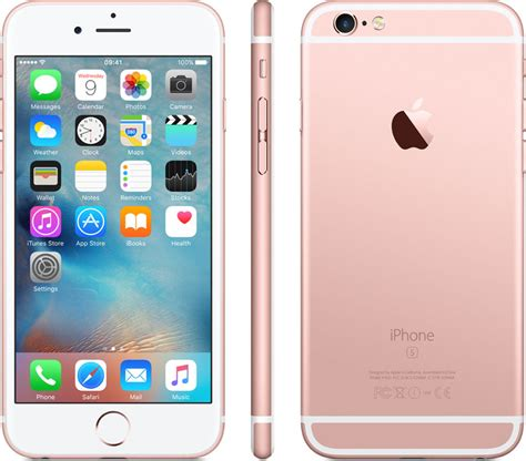 iphone 6s att apple iphone 6s 16gb smartphone at t wireless