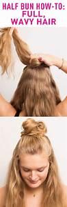 17 Tutorials To Show You How To Make Half Buns Pretty