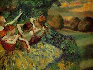 Romantic Wonders....................: Edgar Degas (1834