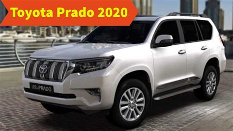 Toyota Prado 2020 Model by Toyota Prado 2020 Redesign Specs