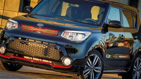 kia soul red zone  special edition introduced
