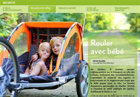 siege velo a partir de quel age à vélo avec les enfants la presse
