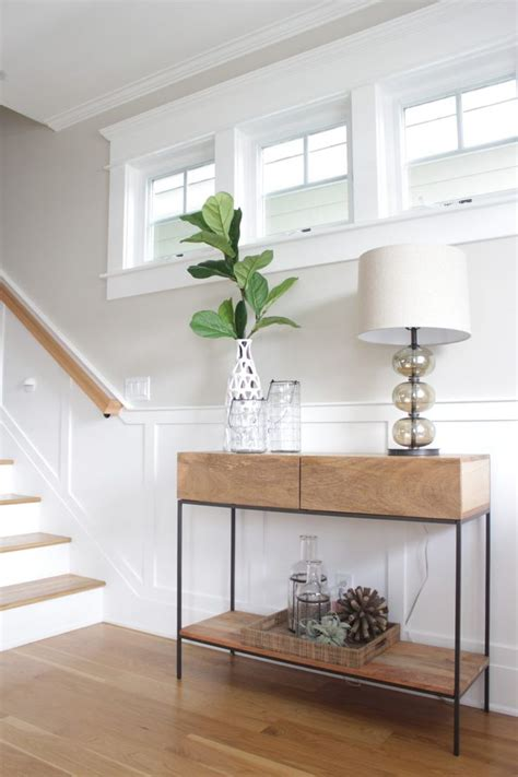 Slim Entryway Table by Best 25 Entryway Console Table Ideas On