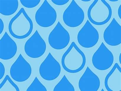 Rain Pattern Background Drops Clipart Water Raindrops