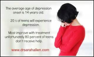 Depression Quotes About Teenage Girls