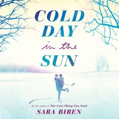 cold day sun audio abrams