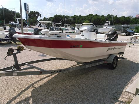 Bc Flats Boats For Sale by 2008 Used Bay Stealth 2194 Skiff Flats Fishing Boat For