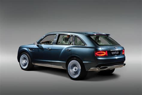 2013 Bentley Exp 9 F Suv Concept
