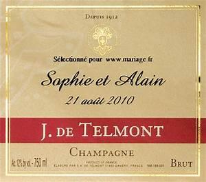 Champagne Personnalis