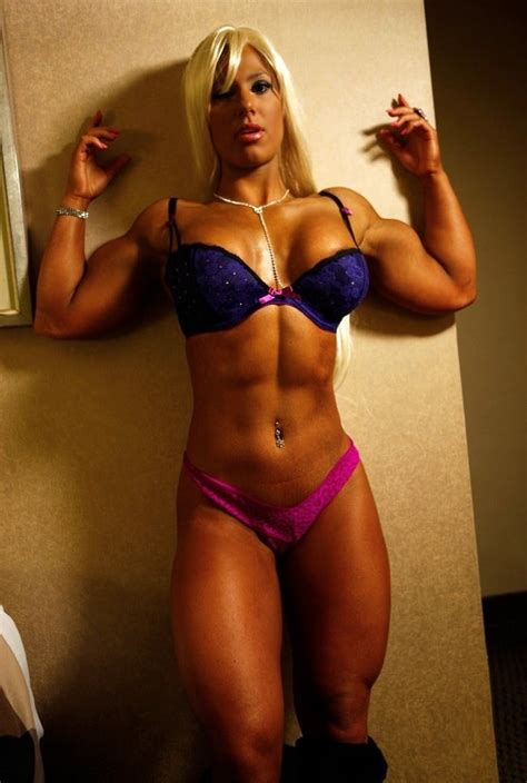 Muscle Beuties Gallery  Blonde Porn Jpg