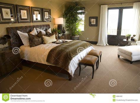 chambre photographie chambre à coucher à la maison de luxe moderne photographie