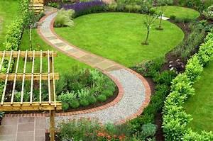 comment amenager son jardin et organiser l39espace With comment refaire son jardin