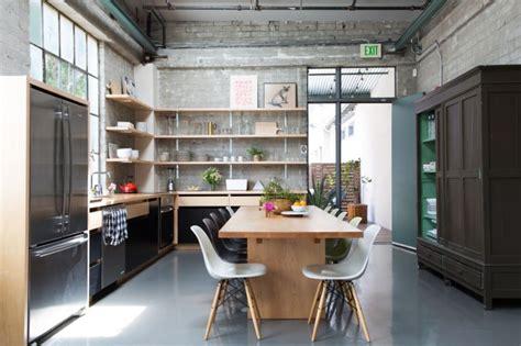 kitchen   week epoch films friendly industrial loft