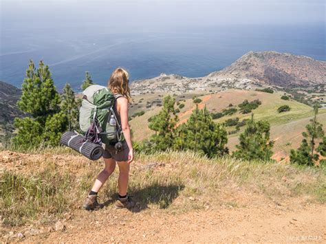 Catalina Hiking 22 : Catalina Island, California ...
