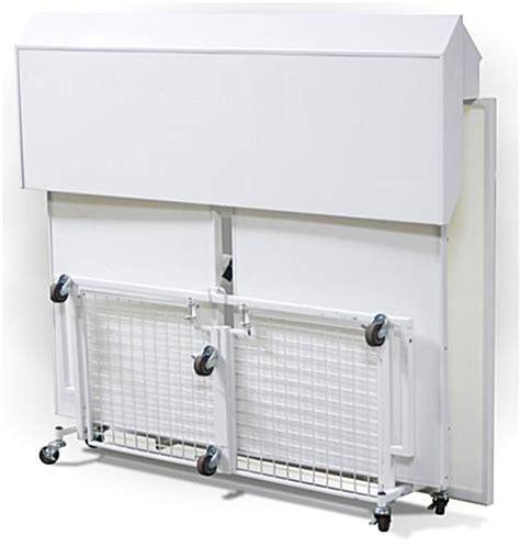 """Portable Wet Bar  Large 65"""" Wide Folding Design"""