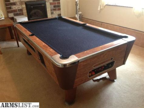 used valley bar pool table for sale 28 images valley