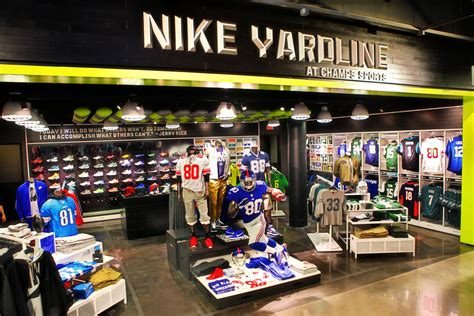 nike  champs launch   football retail