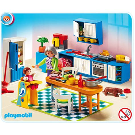 playmobil cuisine 5329 grand kitchen by playmobil franklin 39 s toys