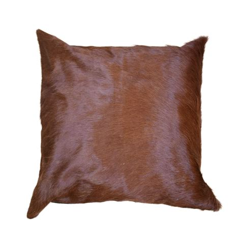 Cowhide Pillows For Sale by Brown Cowhide Pillow 24 Quot Taxidermy Mounts For Sale And