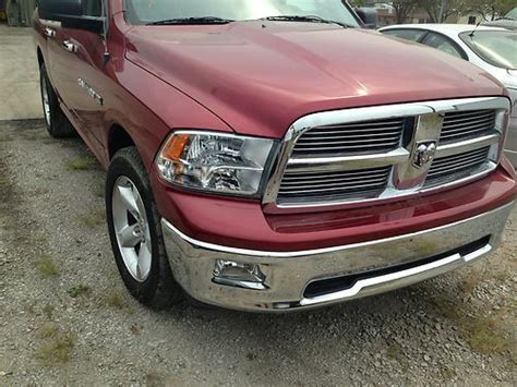 dodge ram 5 7 hemi find new 2012 dodge ram 1500 big horn 5 7 hemi