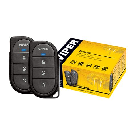 viper entry level   remote startkeyless entry system