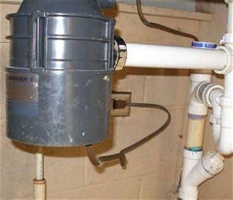 Houston Plumbing Garbage Disposal Repair Installation