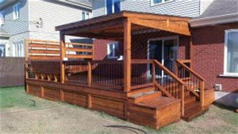 patio et terrasse probois les sp 233 cialistes en entretien du bois ext 233 rieur 1 855 776 2647