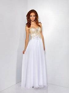sev-riva-designs-R9586-white-gold-strapless-long-prom ...