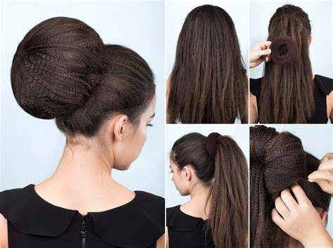 how to style hair for guys tutorial toupierte volumen dutt frisuren magazin 2232