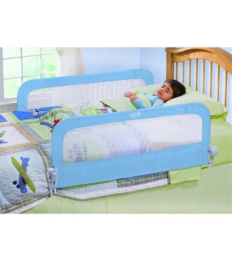 Summer Infant Bed Rail by Summer Infant Sure Secure Bedrail Blue
