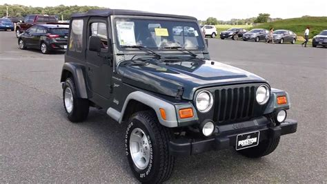 cheap jeep wrangler cheap used jeep wrangler for sale maryland n300387a