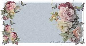Shabby Chic Blog : vintagemadeforyou free blog header to blogger 2 columns shabby chic and vintage girl ~ Eleganceandgraceweddings.com Haus und Dekorationen