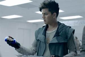 Adam Lambert Goes Sci-Fi for 'Never Close Our Eyes' Video ...