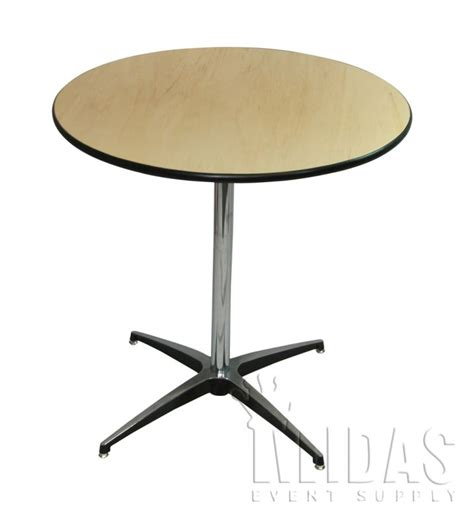 trade show round tables tables pedestal cocktail tables pedestal table 36