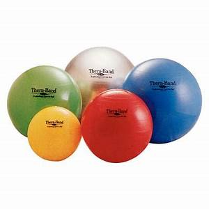 Original TheraBand Exercise Balls :: Sports Supports - Mobility - Healthcare Products Balls and Bands
