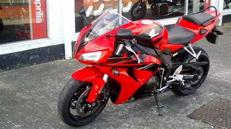 honda cbr1000cc honda cbr fireblade rr7 1000cc 2008 for sale youtube