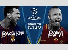 Champions League Predictions FC Barcelona vs AS Roma